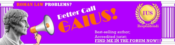 Better Call Gaius!